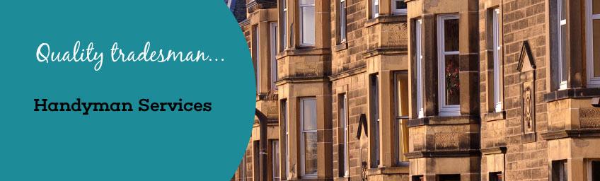 Handyman Property Maintenance Services in Glasgow.