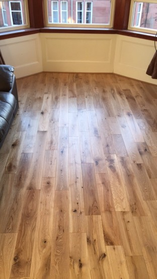 Wood Floor Glasgow