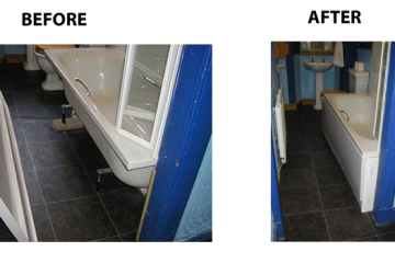 Property Maintenance Services in Glasgow.